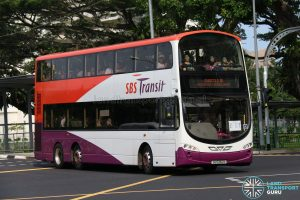 Shuttle 10 - SBS Transit Volvo B9TL Wright (SG5362K)