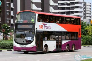 Shuttle 10 - SBS Transit Volvo B9TL Wright (SG5379M)