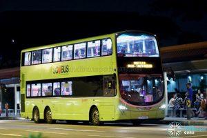 Shuttle 6 - SMRT Buses Volvo B9TL Wright (SG5426K)