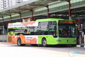 Kindness Day SG - Bus 382G Go-Ahead Mercedes-Benz Citaro (SBS6490E)