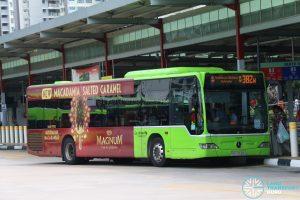 Kindness Day SG - Bus 382W Go-Ahead Mercedes-Benz Citaro (SBS6539A)