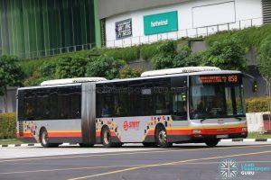 Bus 858 - SMRT Buses MAN A24 (SMB8029B)