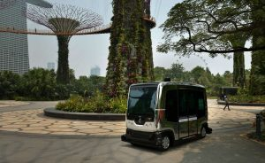 Gardens By The Bay - Auto Rider (EasyMile EZ10)
