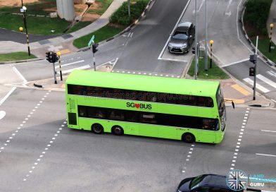 Land Transport Master Plan 2040 – Key Public Transport Offerings