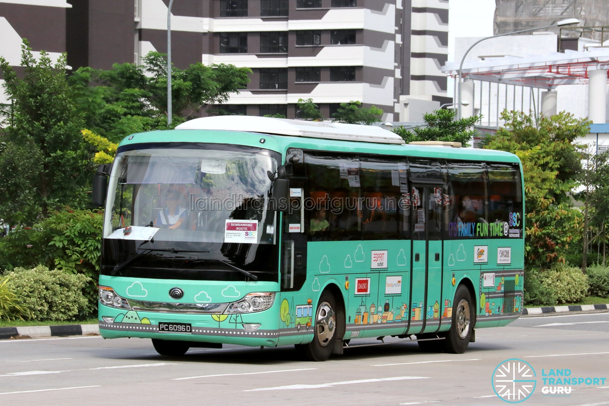 North Coast Auto Mall >> Sembawang Shopping Centre Free Shuttle Bus Services | Land ...