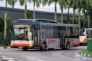Bus 900A - SMRT Buses MAN A22 (SG1740D)