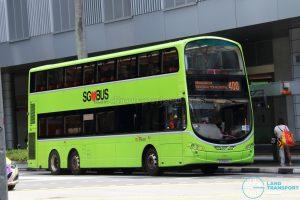 Bus 400 - SBS Transit Volvo B9TL Wright (SG5610U)