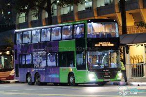 Shuttle 6 - SMRT Buses MAN A95 (SG5758C)