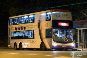 Bus 14: SBS Transit Volvo B9TL CDGE (SBS7359X)