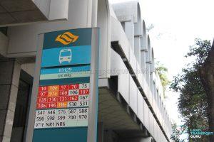 Bus Stop 03129 - UIC Bldg