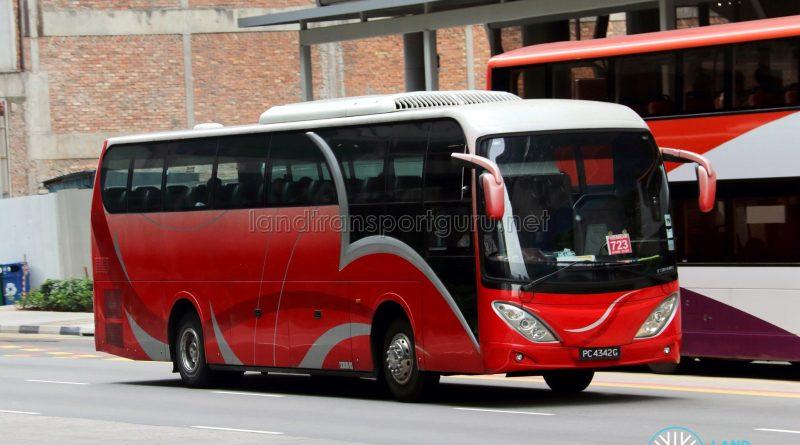 XingSheng Transport Service Isuzu LT434P (PC4342G) - Premium 723