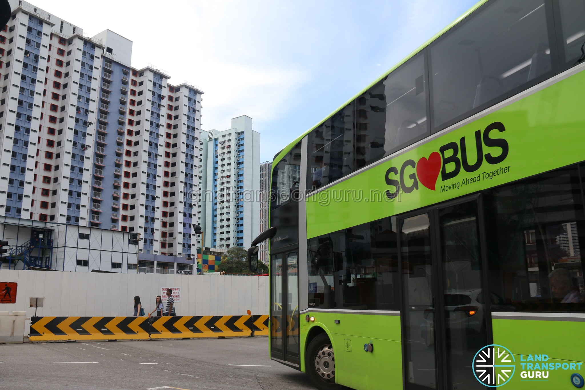 Bus Service Diversion for NDP 2019 Combined Rehearsal (29 Jun