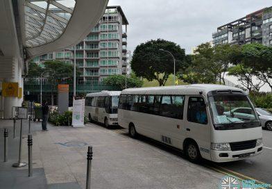 The Bicentennial Experience Shuttle Bus