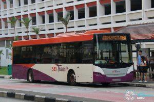 Bus 116A: SBS Transit Scania K230UB (SBS5229B)