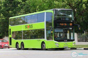 Bus 68: Go-Ahead MAN Lion's City DD (SG5914T)