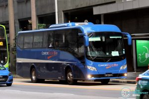 Tanjong Rhu Premium Bus Service - ComfortDelGro Bus Volvo B7R (CB7993S)