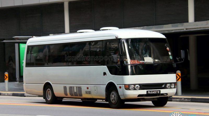 Premium 553 - APT Travel Mitsubishi BE639JRMHDEA (PA6497R)