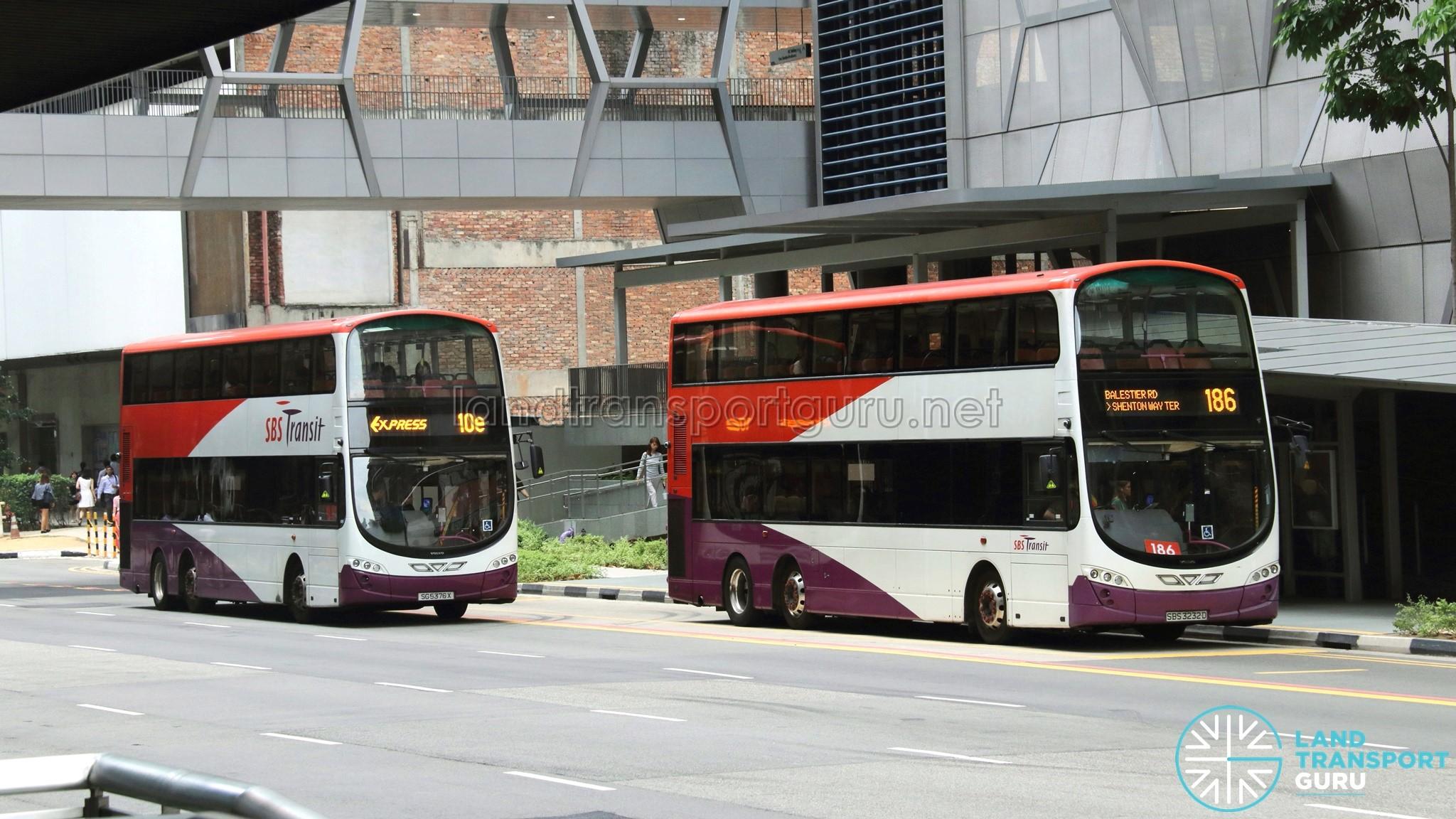 Transport Arrangements for the Singapore COVID-19 Circuit Breaker Measures