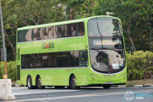 Shuttle 4: SBS Transit Volvo B9TL Wright (SG5478K)
