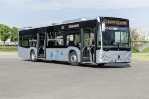 Mercedes-Benz Citaro hybrid (Photo: Daimler)