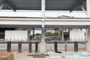 Jurong East 2nd Temporary Bus Interchange - Concourse