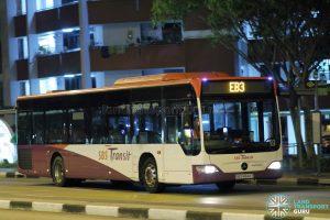 EB3 - SBS Transit Mercedes-Benz Citaro (SBS6844T)