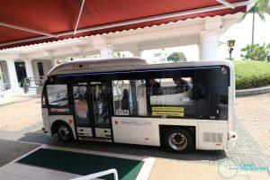 ST Autobus - Sentosa Trial (at Sentosa Golf Club)