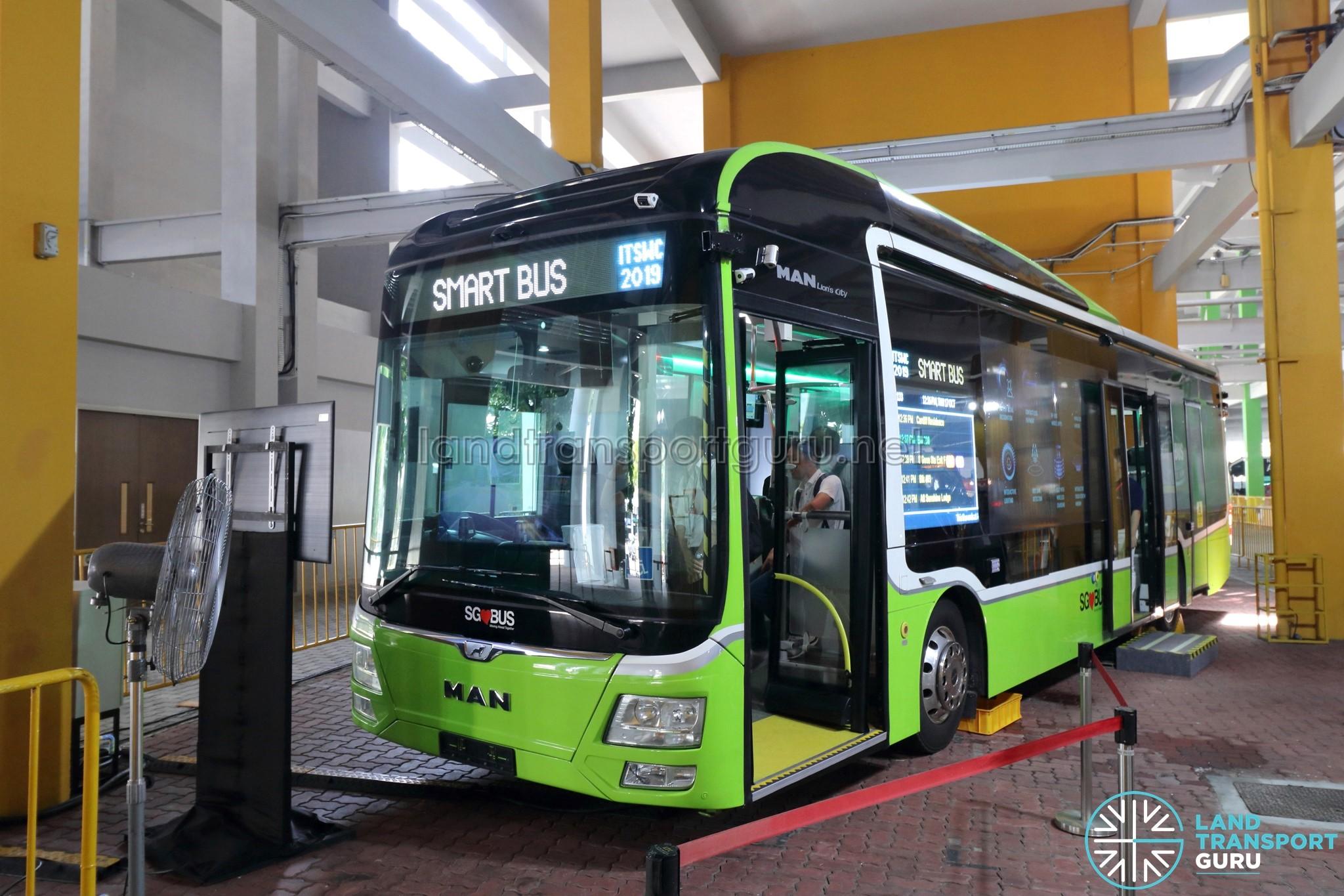 LTA Smart Bus