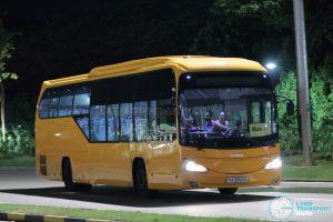 Sentosa Bus A - Scania K230UB (PA9552U)