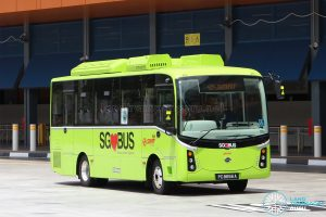 SMRT BYD C6 (PC8656A)