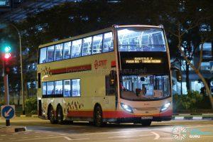 Shuttle 7 - SMRT Buses Alexander Dennis Enviro500 (SMB3562R)