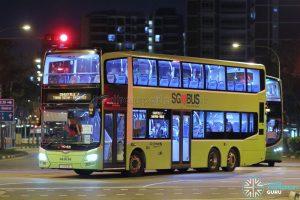Shuttle 7 - Go-Ahead Singapore MAN A95 (SG5908L)