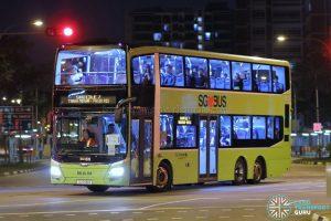 Shuttle 7 - Go-Ahead Singapore MAN A95 (SG5915R)