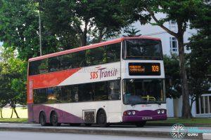 Bus 109 - SBS Transit Volvo B10TL (SBS9838S)
