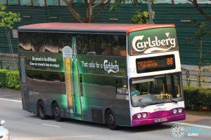 Bus 88 - SBS Transit Volvo B10TL (SBS9842D)