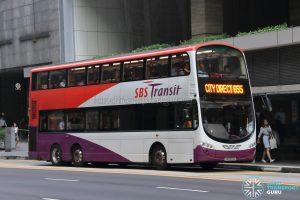 Bus 655 - SBS Transit Volvo B9TL Wright (SG5333U)