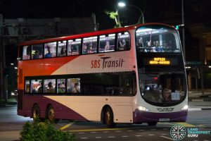 Shuttle 9: SBS Transit Volvo B9TL Wright (SG5385U)
