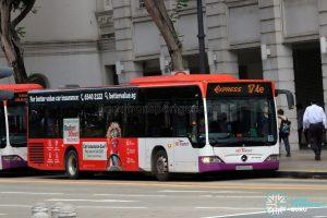 Express 174e - SBS Transit Mercedes-Benz Citaro (SBS6694J)