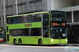 Express 850E - SBS Transit MAN A95 Euro 6 (SG5990Y)