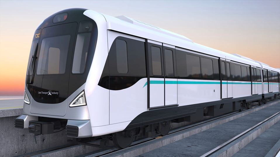Hyundai Rotem Contract J151 Trains
