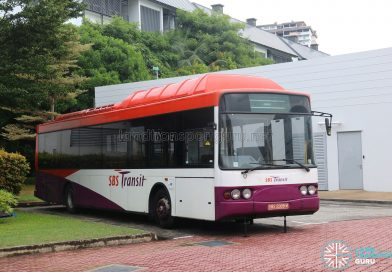 SBS2988M – The Preserved Volvo B10BLE Bus