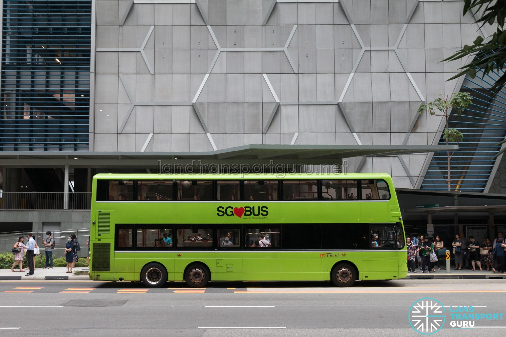 Our SG❤️Bus Story @ Land Transport Guru