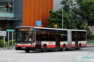 Bus 169: SMRT Mercedes-Benz O405G Habit (TIB1245L)
