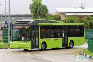 Bus 169B – SMRT MAN A22 (SMB257L)