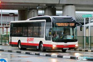 Bus 913M – SMRT MAN A22 (SMB264R)