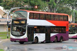 Bus 410W: SBS Transit Volvo B9TL Wright (SBS3944M)