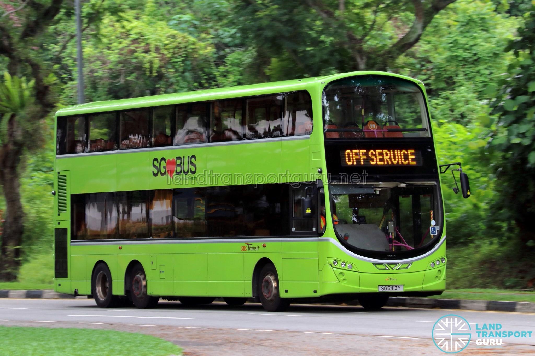 Suspension of Bus Services Post-Circuit Breaker
