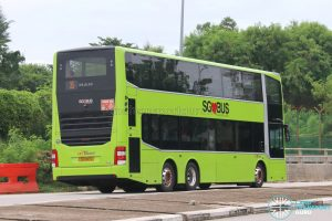 Bus 35: SBS Transit MAN Lion's City DD A95 (SG6163L)