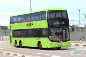 Bus 14A: SBS Transit Volvo B9TL CDGE (SBS7346H)