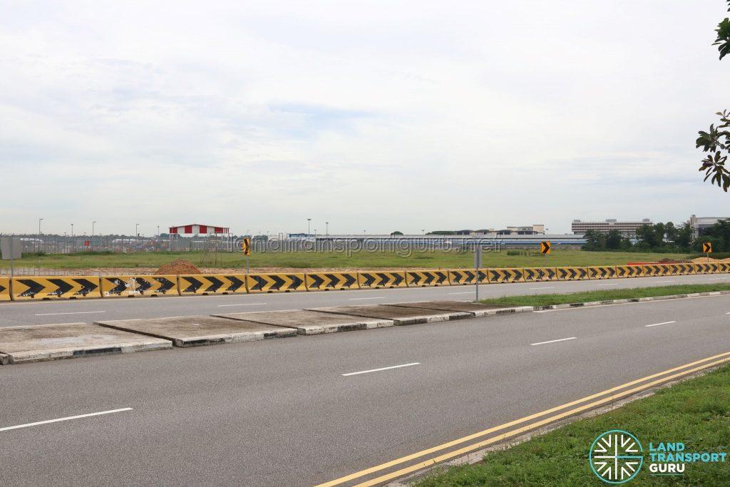 Aviation Park Station (May 2020)